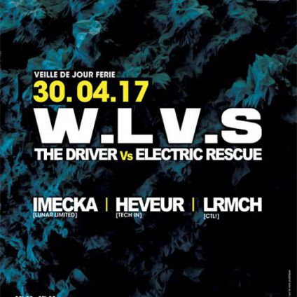 Autre W.LV.S (The Driver vs Electric Resue) Dimanche 30 avril 2017
