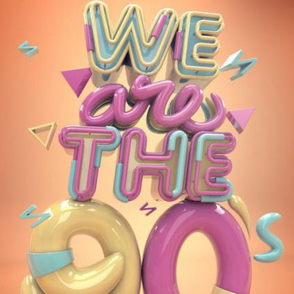 Soirée clubbing We Are The 90's Samedi 01 avril 2017