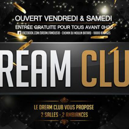 Night dream Dream club [bourges]