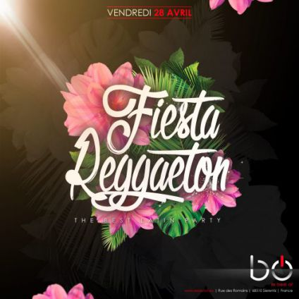 Fiesta Reggaeton Best Of