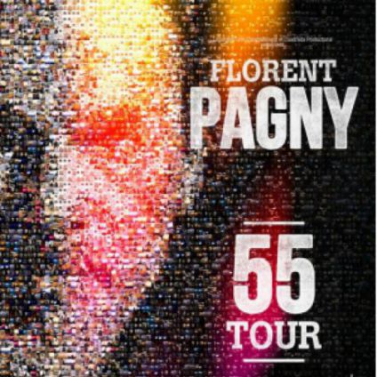 Concert FLORENT PAGNY	 Vendredi 22 septembre 2017