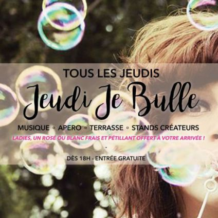After Work Jeudi Je Bulle Afterwork Jeudi 27 avril 2017