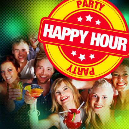 After Work Le Jeudi c'est HAPPY HOUR NON-STOP [ Gratuit ] Jeudi 21 septembre 2017