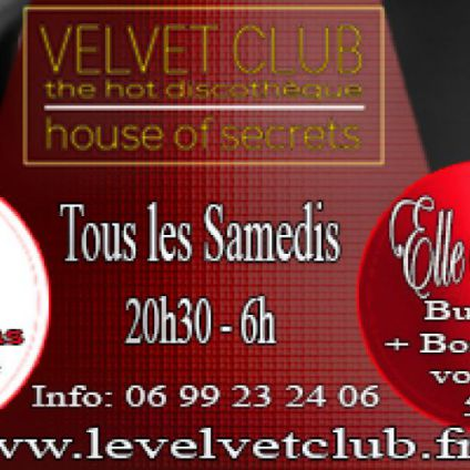 House of secrets party Velvet club