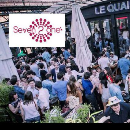 After Work Afterwork Quais de Seine Jeudi 27 avril 2017