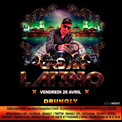 ☆✭☆ urban latino ☆✭☆ bouuuuuuurdel hosted by masto  Drungly