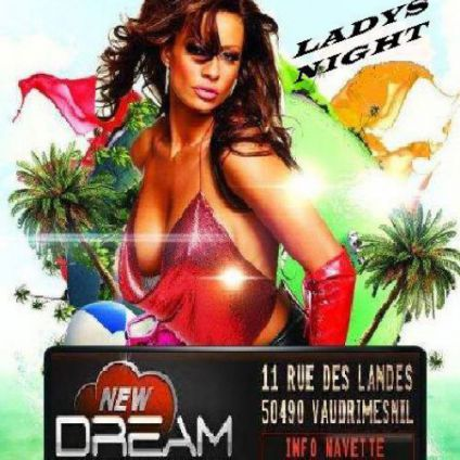 Ladys night New dream discotheque
