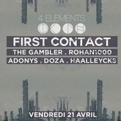 First Contact ( PME vs Mystic Jupiter Records) 4 éléments
