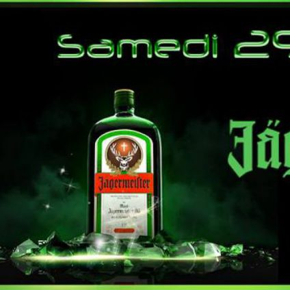Jager party Light club