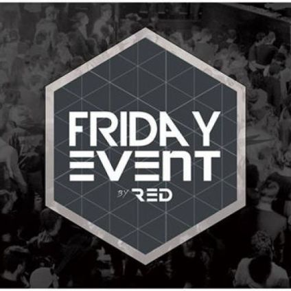 Soirée clubbing RED Club   Friday Events Vendredi 25 aout 2017
