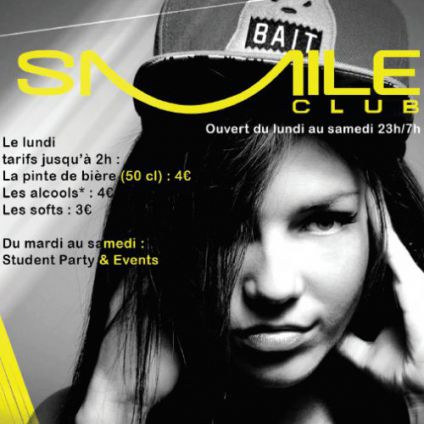Student's party Smile club