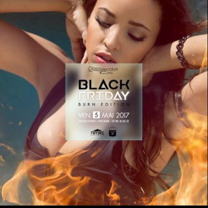 Black friday 'burn edition'  Village russe club future