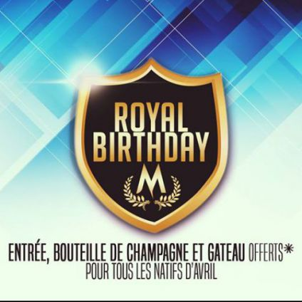 ♛ royal birthday avril ♛ Le mixx
