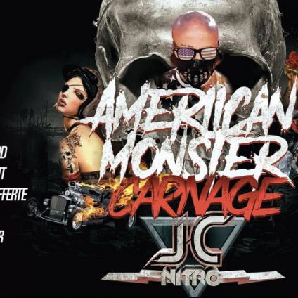 American monster carnage by jc nitro !!!  Titan - xyphos complex