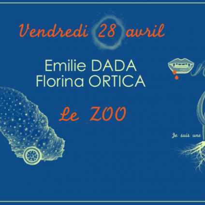 Before Emilie DADA & florina Ortica Vendredi 28 avril 2017