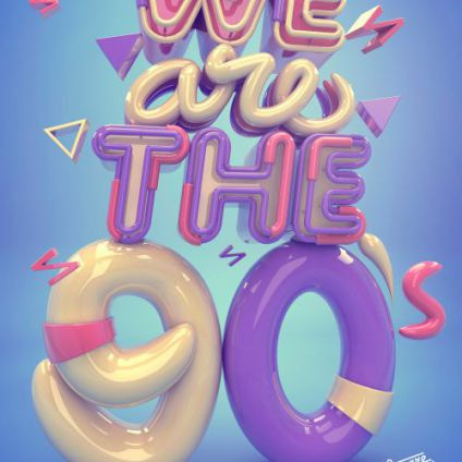Soirée clubbing We Are The 90's #91 Samedi 06 mai 2017