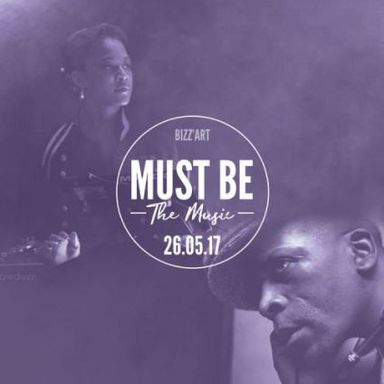 Must be the music feat. mayah level vs jp mano Bizz'art