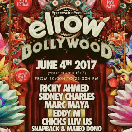 Festival ELROW SHOW POOL PARTY x SPARTACUS CLUB Dimanche 04 juin 2017