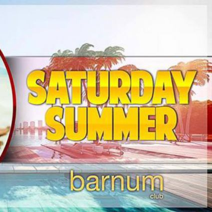 Saturday night live at Barnum club