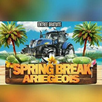 SPRING BREAK ARIEGEOIS My Night