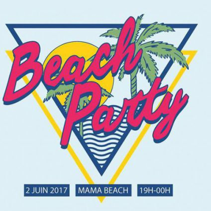 Autre Beach Party - Apéro Sunset Sosh Freestyle Cup Vendredi 02 juin 2017