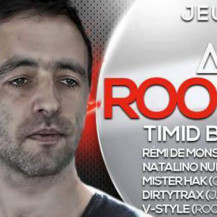 After (6H-Midi) After RoofNacht Rooftop : TIMID BOY(3 hours : DjSet) & Guests Jeudi 25 mai 2017