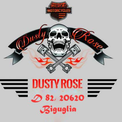 DUSTY ROSE VIP Dusty rose saloon Harley-Davidson