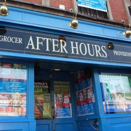 Before After hours