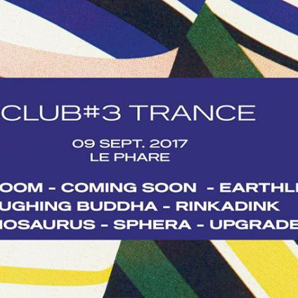 Festival Electro Alternativ #13 : Coming Soon, Upgrade, Belik Boom Samedi 09 septembre 2017