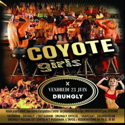☆✭☆ coyote girls ☆✭☆ Drungly