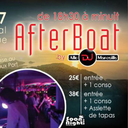 After Work Fête de la Musique AfterWork By AlloDJMarseille Mercredi 21 juin 2017