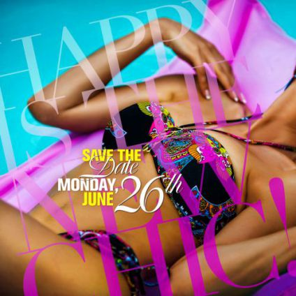 Soirée clubbing HAPPY IS THE NEW CHIC Lundi 26 juin 2017