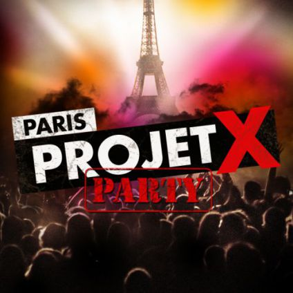 Projet x party  California avenue
