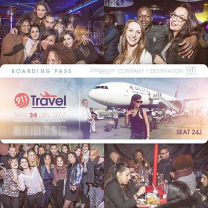 911 travel ! Nuits blanches club