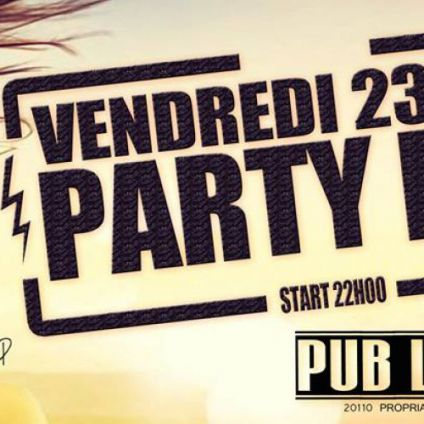 Before Party Mix by Le Patio - Propriano. Vendredi 23 juin 2017