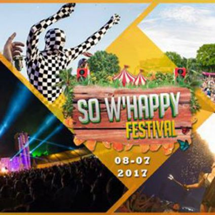 Festival So W'Happy Festival - 5th Anniversary  Samedi 08 juillet 2017