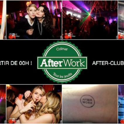 After work Poisson rouge club