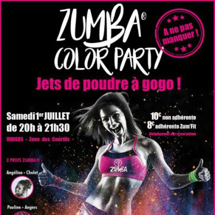 Zumba color party  Autres