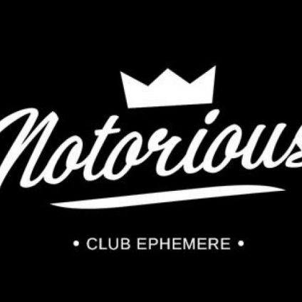 After Work Le Notorious(Club Ephémère) Mercredi 05 juillet 2017