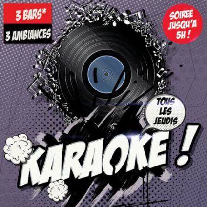 After Work KARAOKE PARTY Jeudi 27 juillet 2017