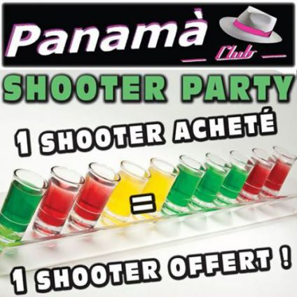 Shooter party Panama club