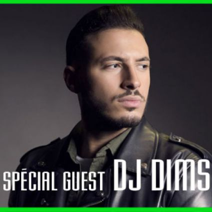 Just for girls with dj dims! Pacha club