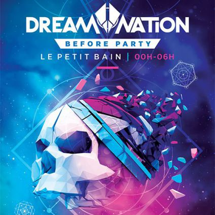Festival Before - Dream Nation Festival Vendredi 22 septembre 2017