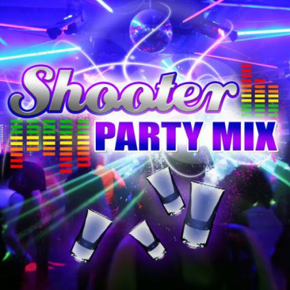 Soirée clubbing SHOOTER PARTY / Gratos Vendredi 24 Novembre 2017