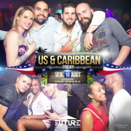 Us & caribbean friday ! Village russe club future