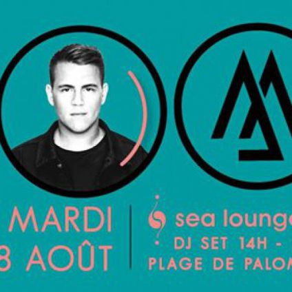 After Work Martin Jensen - Sea Lounge Mardi 08 aout 2017