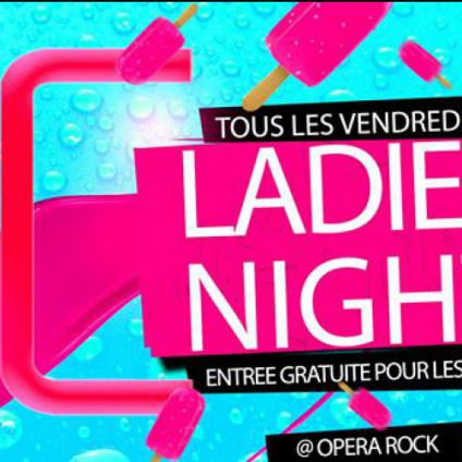 Soirée clubbing Ladies Summer Night - By Baby Bloc Vendredi 25 aout 2017