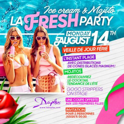 LA FRESH PARTY Duplex