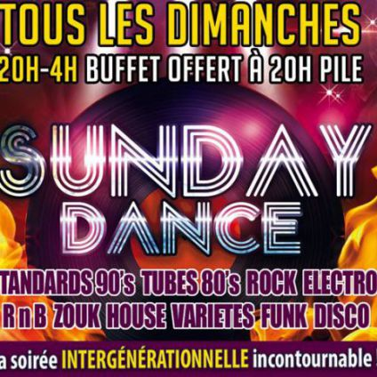 Sunday dance  Macumba
