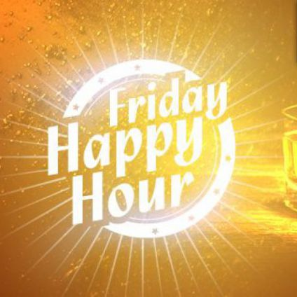 Soirée clubbing Friday Happy Hour Vendredi 15 septembre 2017